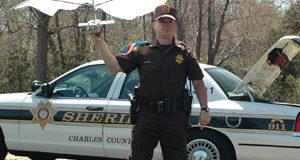 Использование ДПЛА силами полиции США