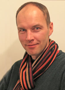 Дмитрий Следюк, основатель компании «Взгляд с Небес»