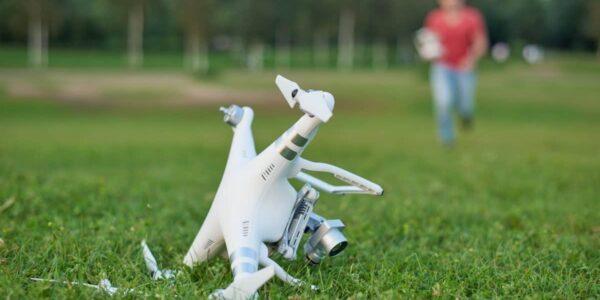 Курс школа управления дроном