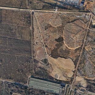 Ортофотоплан земельного участка