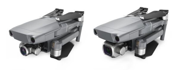 "DJI ""Mavic 2 ZOOM"" и DJI ""Mavic 2 PRO"""